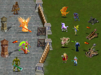 Click to view King War Adventure 2.5 screenshot